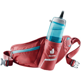 deuter Pulse 1 Waist Pack, cranberry